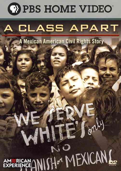 AMERICAN EXPERIENCE:CLASS APART BY AMERICAN EXPERIENCE (DVD)